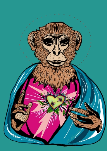 monkey business small